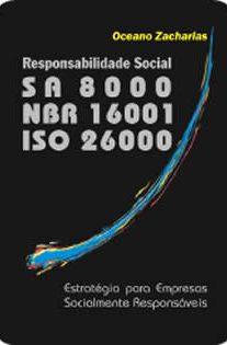 Livro eBook: Responsabilidade Social SA 8000, NBR 16001, ISO 26000